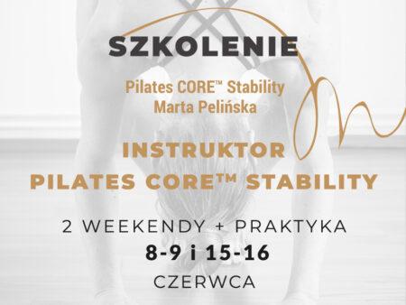 kurs pilates czerwiec